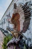 Bird statue Stock Photography