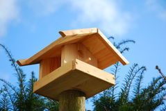 Bird table Royalty Free Stock Images