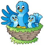Bird theme image 3 Royalty Free Stock Images