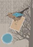 Bird and Tree Stock Photography