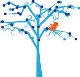 Bird In Tree Stock Images