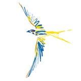 Bird (vector) vector illustration