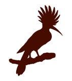 Bird. Vector drawing Stock Photo