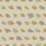 Bird vector. Seamless pattern background birds. Seamless pattern background wildlife. Royalty Free Stock Photography
