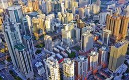 Chinese city Stock Photo