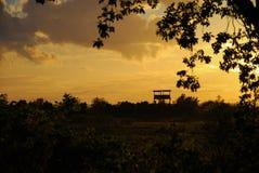 Free Bird Watching Tower Stock Photo - 61277440