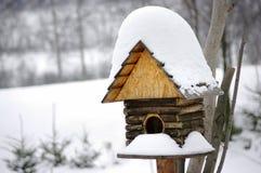 Birdbox Lizenzfreie Stockfotografie