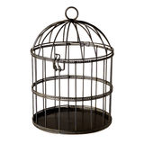 Birdcage Stockfoto