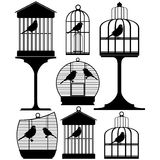 Birdcage Royalty Free Stock Images