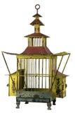 Birdcage antico 2 Fotografia Stock Libera da Diritti