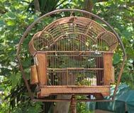 Birdcage vuoto immagine stock