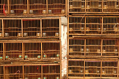 Birdcages Stock Image