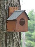 Birdhouse για το μίσθωμα Στοκ φωτογραφία με δικαίωμα ελεύθερης χρήσης