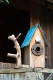 Birdhouse коттеджа Стоковые Фото