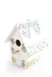 birdhouse привлекательно старомодный стоковая фотография rf