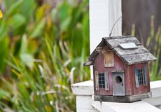 birdhouse Obrazy Stock