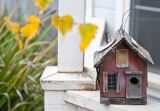 birdhouse Fotografia Stock Libera da Diritti