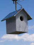 Birdhouse. Royalty Free Stock Images