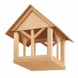 birdhouse Royaltyfri Bild