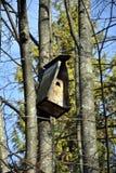 Birdhouse Stock Image