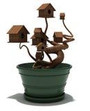 Birdhouse Stock Images