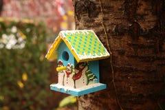 Birdhouse Стоковая Фотография