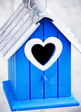 Birdhouse Royalty Free Stock Photo