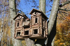 Birdhouse, Fotos de Stock Royalty Free