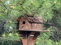 Birdhouse Στοκ Εικόνες