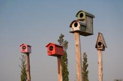 Birdhouse Obrazy Royalty Free