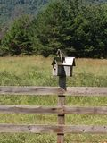 birdhouse Foto de archivo