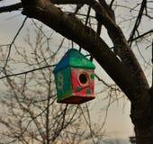 birdhouse Stockbild