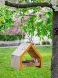 birdhouse Lizenzfreie Stockfotografie