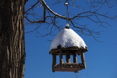 Birdhouse Στοκ εικόνες με δικαίωμα ελεύθερης χρήσης