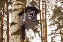 birdhouse Fotos de Stock Royalty Free