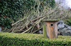 Birdhouse Στοκ εικόνα με δικαίωμα ελεύθερης χρήσης