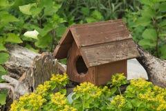birdhouse Fotografía de archivo libre de regalías