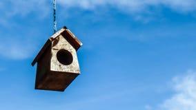 birdhouse Foto de Stock Royalty Free