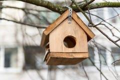 birdhouse Fotografía de archivo