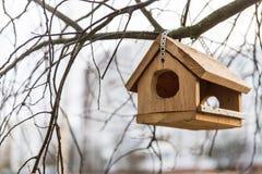 birdhouse Foto de archivo libre de regalías
