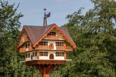 birdhouse Royalty-vrije Stock Fotografie