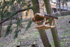Birdhouse Στοκ φωτογραφίες με δικαίωμα ελεύθερης χρήσης