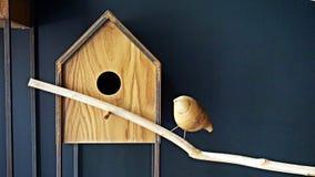 Birdhouse Стоковое Фото