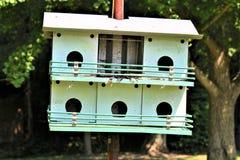 Birdhouse zdjęcia royalty free