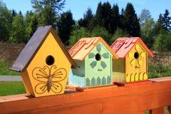 Birdhouse Stock Photography