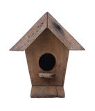 Birdhouse front viwe. Stock Images