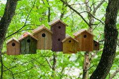 Birdhouse Stock Image