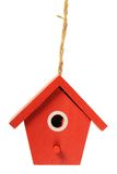 The birdhouse Royalty Free Stock Photography