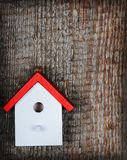 The birdhouse Royalty Free Stock Image