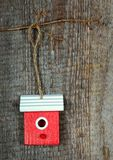 The birdhouse Stock Images